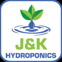 J & K Hydroponics Brisbane Logo